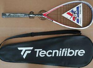 Tecnifibre Carboflex Airshaft 130 Squash Racket