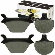 FRONT REAR BRAKE PADS FIT HARLEY DAVIDSON FLSTC HERITAGE SOFTAIL CLASSIC 1989-99