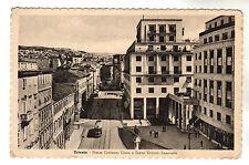 Piazza Costanzo Ciano -Trieste Photo Postcards 1947