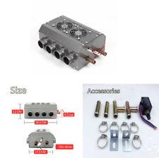 Universal Under-dash 12V Heater/ Demister 8 Port 14pc Copper Tube Compact Heater