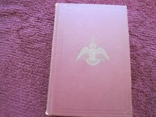 Morals And Dogma SMJ 1950 Printing With Digest