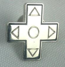 Gamer D-Pad Directional Pad Pin - Playstation, Xbox, Nintendo