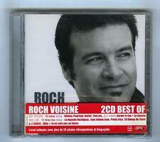 ROCH VOISINE 2 CDs (NEUF) ROCH  BEST OF + LIVRET COLLECTOR