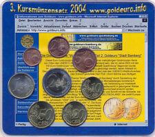 Deutschland Euro KMS 2004 D -  Goldeuro 2004