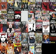 Powers SET 1/2, #1-37 NM 2000 Image Comic Book