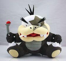 Super Mario Bros. 3D Land Morton Koopa Jr Stuffed Animal Plush Toy Doll Gift