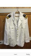 Original Marine Jacke Uniform Kapitän Größe 54 NEU Offizier 186 / 108 BW NEU