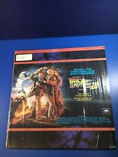 BACK TO THE FUTURE PART 3 LASERDISC 1990