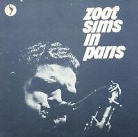 Zoot Sims - Zoot Sims In Paris / G+ / LP, Album