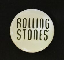 Original Rolling Stones 1994 Virgin Records Promo Music Rock Pin Button New