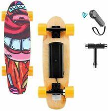 Elektro Skateboard 350W E-Skateboard Elektrisches Longboard 20 km/h 60kg Boards6