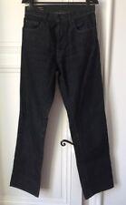 Jean Coupe Droite Homme de Marque Pepe Jeans, Bleu Foncé, 100% Coton, Taille 30