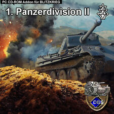 Blitzkrieg Addon 1. División Panzer II