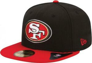 New Era San Francisco 49ers NFL 2 Tone Snapback Cap Kappe 9fifty Basecap