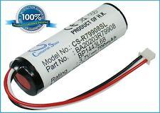 Nueva Batería Para Creative Zen 20gb ba20203r79908 Li-ion Reino Unido Stock