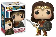 Wonder Woman Movie - Funko Pop - Brand New - Dc Comics 12545