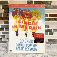 Singin in the Rain (Dvd, 2002, 2-Disc Special Edition) New Sealed