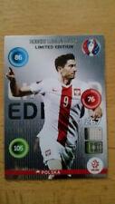Panini Adrenalyn XL EM Euro 2016 Limited Edition Card Lewandowski Classic