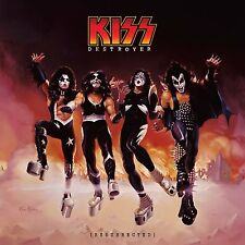 KISS Destroyer Resurrected  24 x 24 Poster Album Cover
