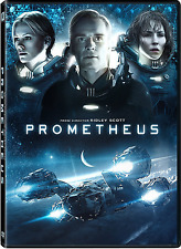 Prometheus [DVD, NEW] FREE SHIPPING