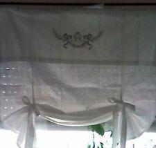 Estores y venecianas color principal blanco 120 cm