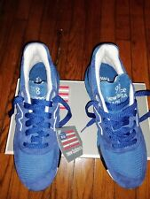 Brand New: New Balance M998CJ5 Suede Running Sneakers Royal/Navy sz 7D Medium