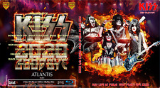 KISS DUBAI NEW YEAR'S EVE 2020 BLURAY PROSHOT