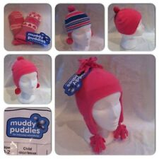 Girls' Polyester Beanie Baby Caps & Hats