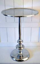 Beistelltisch Blumenhocker Couchtisch Nachttisch Telefontisch Hocker Aluminium