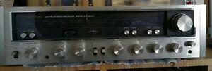 Nice  Vintage  KR-6600 Kenwood AM/FM Stereo Receiver - 60 Watts per channel.