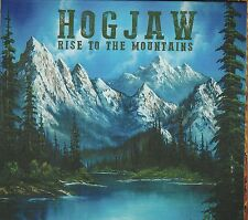 CD HOGJAW Rise To The Mountains / Southern Rock MOLLY HATCHET LYNYRD SKYNYRD