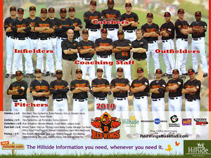 2010 Rochester Red Wings team photo picture UPDATED