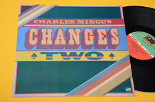 CHARLES MINGUS LP CHANGES TWO TOP JAZZ ITALY 1975 EX+