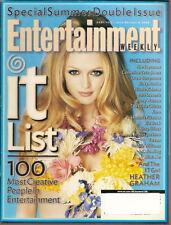 Heather Graham Entertainment Weekly Jun 1999 Drew Barrymore Sarah Polley Kidman
