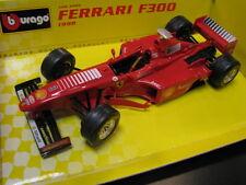 Bburago Ferrari F300 1998 1:24 #3 Michael Schumacher