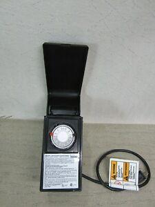 Malibu Intermatic ML60T 60 Watt Low Volt Lighting Transformer Timer
