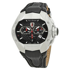 Lamborghini GT2 Black Dial Mens Chronograph Watch 805S