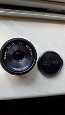Contax Zeiss  Tessar T 45mm f/2.8 MF Lens