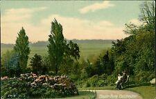 Colchester. Castle Park. Mirror Series. Vintage Colour    QS.522