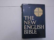 The New English Bible by Oxford Press (1970, HC/DJ)