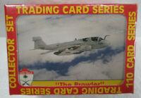 OPERATION DESERT SHIELD  COMPLETE SEALED COLLECTORS SET 110  CARDS