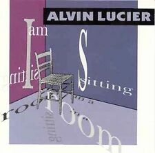 NEW I Am Sitting in a Room (Audio CD)