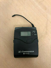 Sennheiser EW 100 G2 -  Beltpack -Transmitter USED CONDITION TESTED WORKING