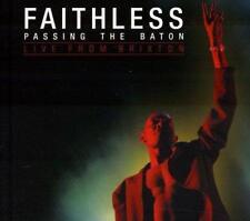 Faithless - Passing The Baton - Live Fr (NEW CD+DVD)