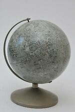 VINTAGE REPLOGLE CELESTIAL LUNAR MOON GLOBE with APOLLO 11 LANDING SITE