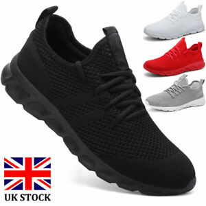 Men's Athletic Running Casual Sneakers Trainers Sports Tennis Fitness Shoes Gym