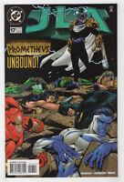 JLA #17 (Apr 1998, DC) Justice League [Prometheus] Grant Morrison Jorgensen mDv