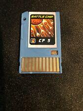 Rockman EXE Megaman NT Warrior Advanced PET Battle Chip - 165 CP 5 Meteor Rain 3