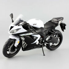1/12 scale kawasaki Ninja ZX 6R mini Motorcycle model race bike toys loose style