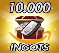 Ark Survival Evolved PC - PVE NEW - 10.000 METAL INGOTS Pack - Super Offer!